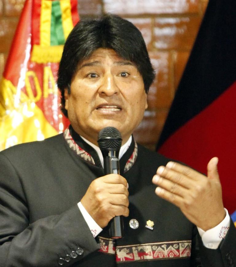 Bolivian President Evo Morales | © Cancillería del Ecuador/wikipedia