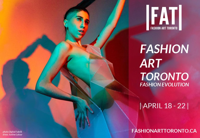 Fashion Art Toronto, 2017 | © Digital Fabrik