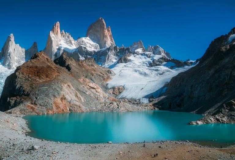 Mount Fitz Roy, Argentina's must-do Mountain Summit | © tpsdave / Pixabay