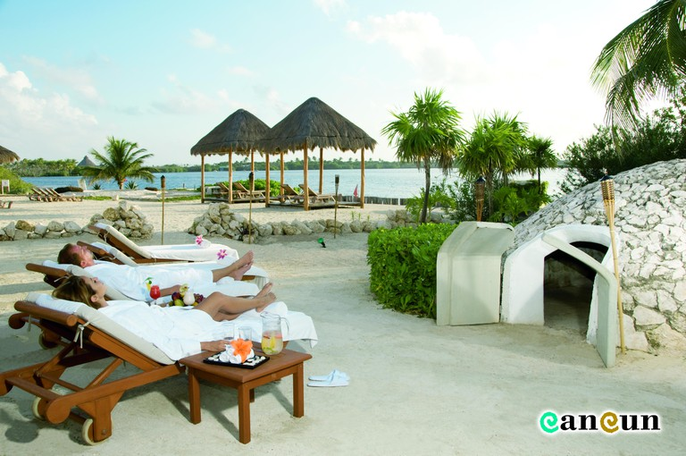 Relax | Courtesy of Cancun.Travel