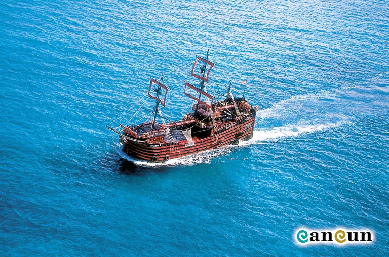 Galleon | Courtesy of Cancun.Travel