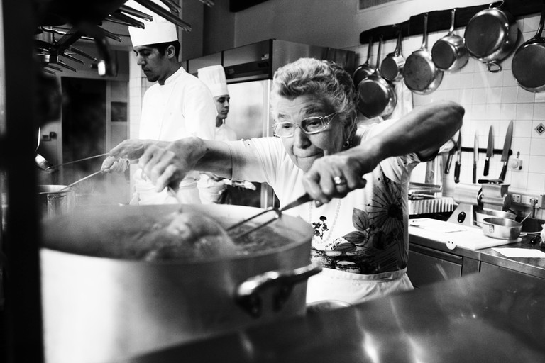 The Philip Harben Award for Food in Action: The Grandmother