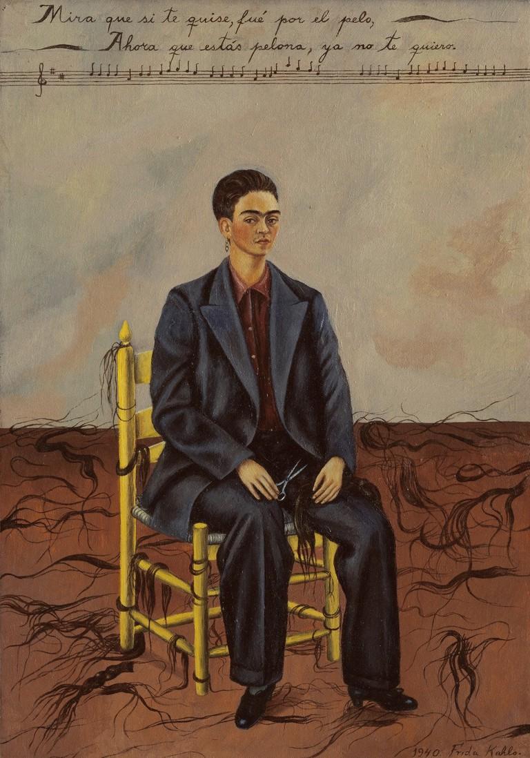 Frida Kahlo | © 2017 Banco de México Diego Rivera Frida Kahlo Museums Trust, Mexico, D.F. / Artists Rights Society (ARS), New York