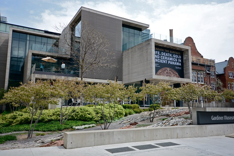 The Gardiner Museum | © Alejandro/ Flickr
