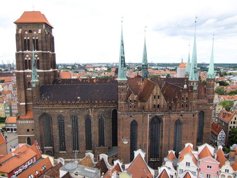 Gdansk cathedral | © Thomas Quine/Flickr