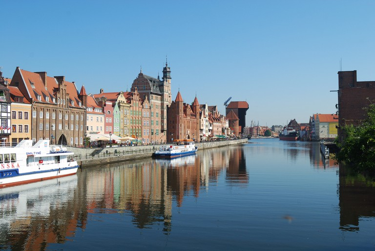 Gdansk | © Ting Chen/Flickr