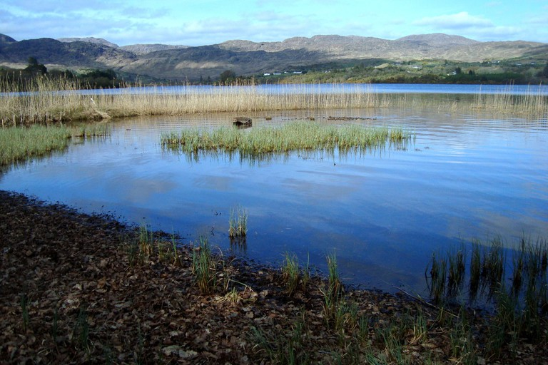 Lough Eske near Harvey's Point | © louise price/Geograph