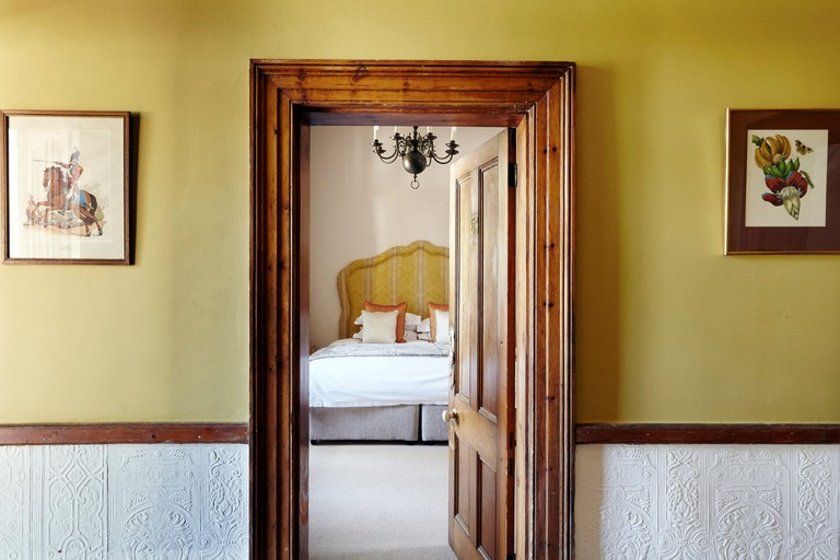 The Lord Milner Hotel room