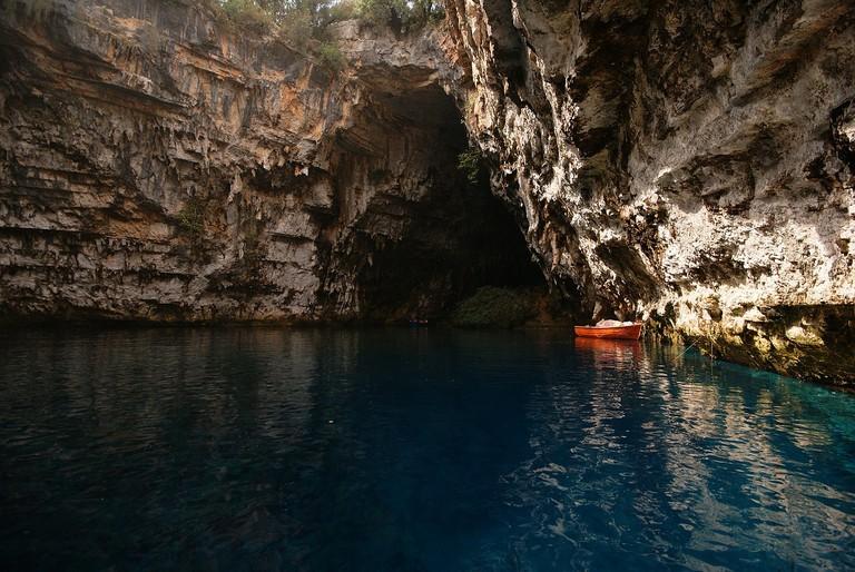Melissani Cave, Kefalonia