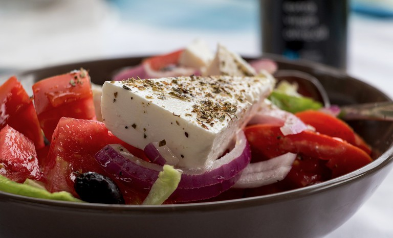 Locals in Lisbon love a variety of Mediterranean food, including Greek