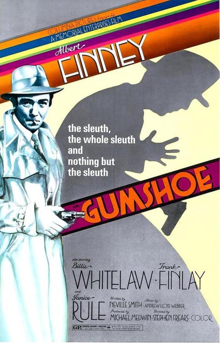 Gumshoe cropped