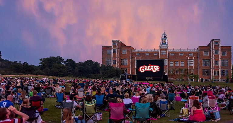 Hatfield House | © Riot Communications/Luna Cinema