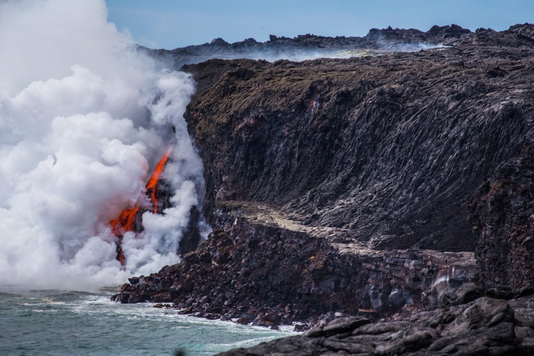 Hawaii Volcanoes National Park|©Janice Wei/National Park Service