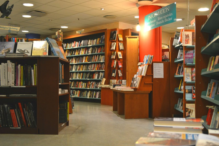 Bookshops Stockholm