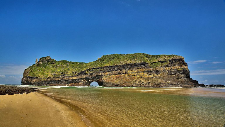 Hole in the Wall, Coffee Bay © Vincent van Oosten/Wikimedia Commons