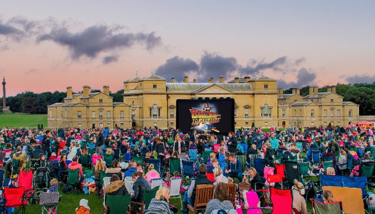 Holkham Hall | © Riot Communications/Luna Cinema