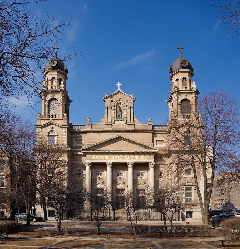 Holy Trinity Church | © 2009, Jeremy Atherton/WikiCommons