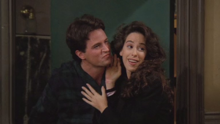 Chandler and Janice. Again.