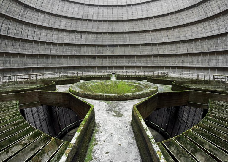 Inside the IM Cooling Tower | © XX