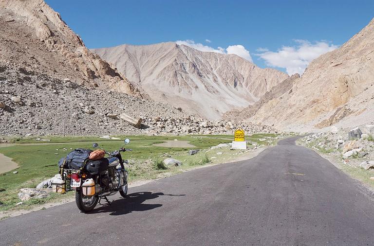 Biking to Ladakh