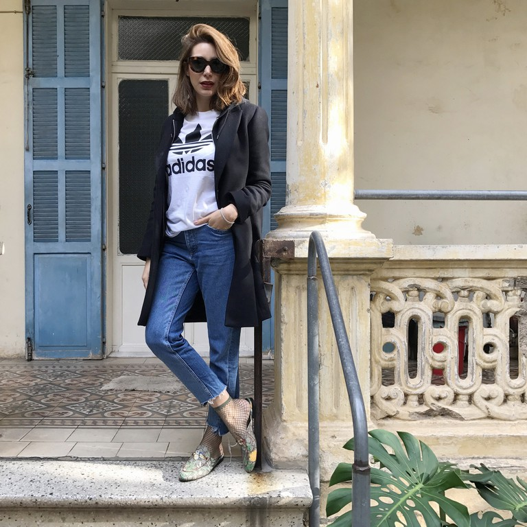 Maya Moussa's Street Style | © Maya Moussa