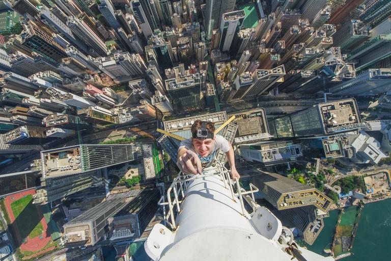 Central Plaza, Hong Kong | © Kirill Vselensky