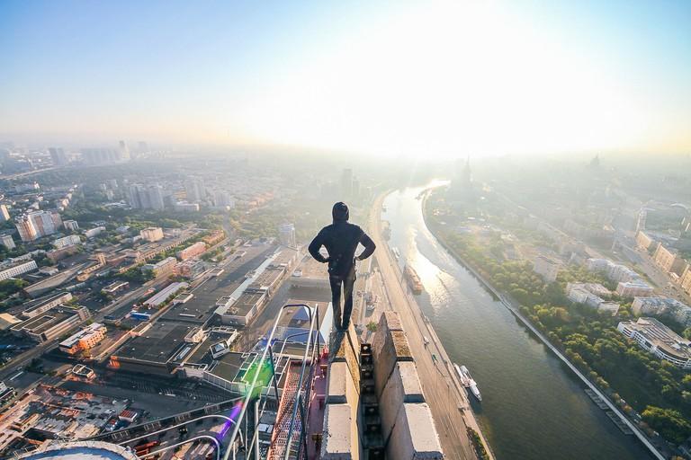 Evolution Tower, Moscow, Russia | © Kirill Vselensky