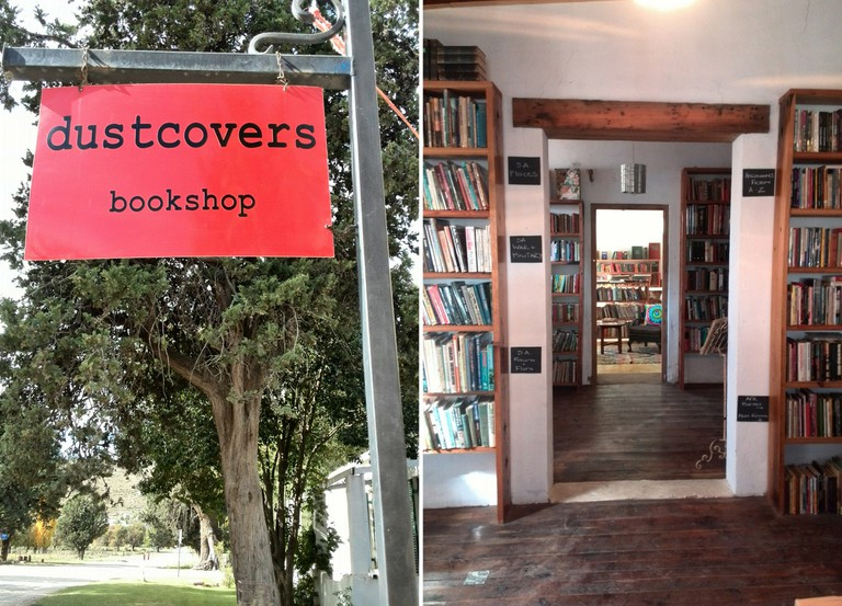 Dustcovers bookshop