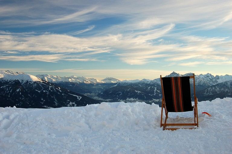 Snow Innsbruck