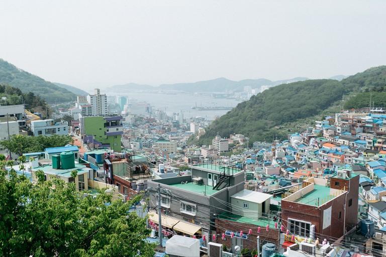Gamcheon Culture Village-Busan-Seoul