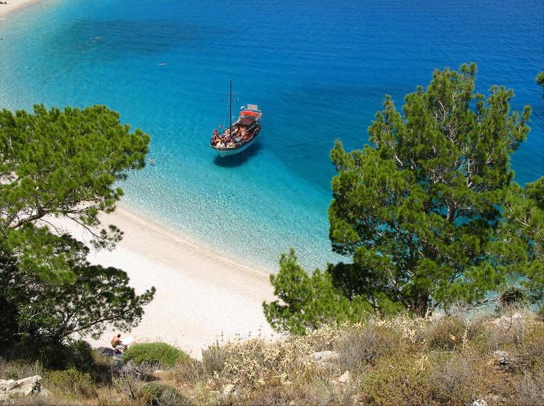 Apella beach, Karpathos   © ufoncz/Wikicommons