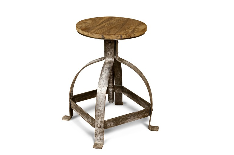 Lateque Industrial Seat, £89 © PIB