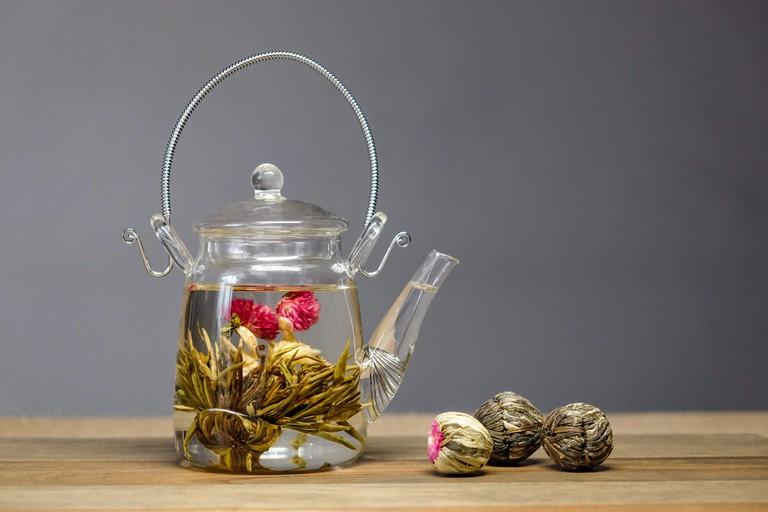11-14 Years category: Flowering Tea