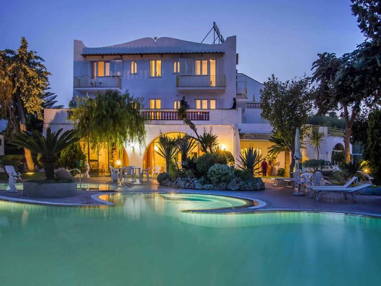 Luxury Villa   © Hotel Internazionale Ischia/Flickr