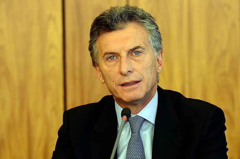 Macri | © Elza Fiuza/Agência Brasil/Wikipedia