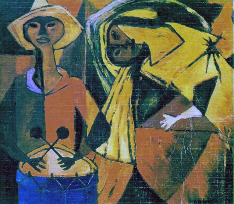 Picasso-esque |© Manuel de La Cruz Gonzalez Lujan