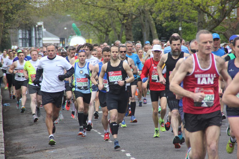 Hardy participants take on the grueling London Marathon | © Paul Wilkinson/Flickr
