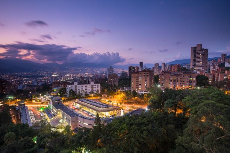 Medellin Colombia © Brendan Van Son / Brendan's Adventures
