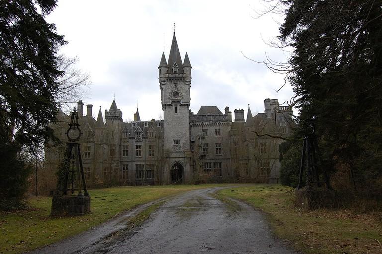 Château Miranda | © Wikipedia / Pel Laurens / Forgotten Beauty