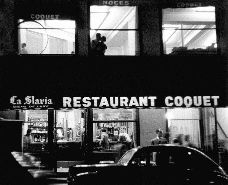 Montmartre, 1953 │© Sabine Weiss