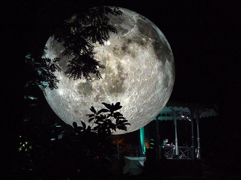 Museum of the Moon | © Luke Jerram