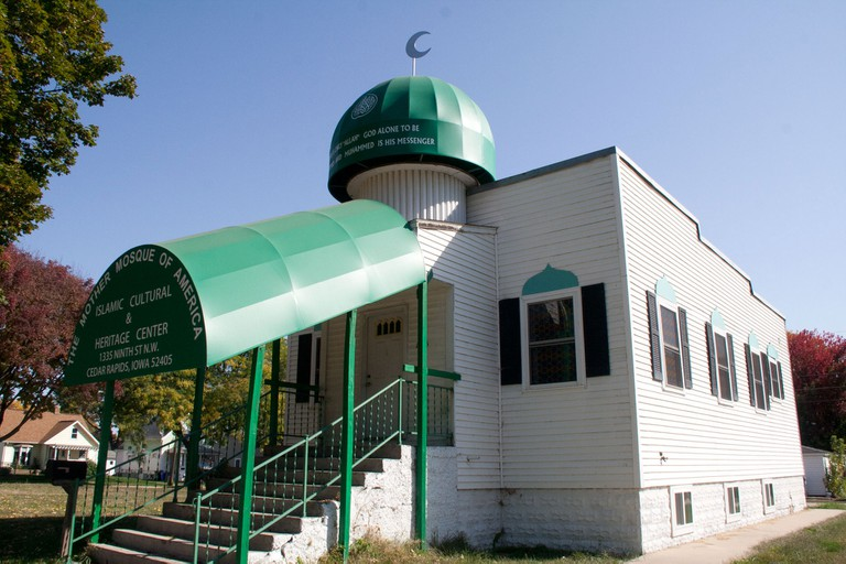 Mother Mosque of America | © ArtisticAbode/Wikimedia