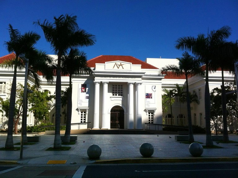 Puerto Rico Museum of Art (exterior) | © Moebiusuibeom-en/ Wikimedia Commons
