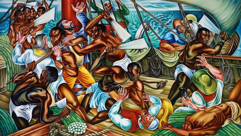 Mutiny | Peter Harholdt/Talladega College