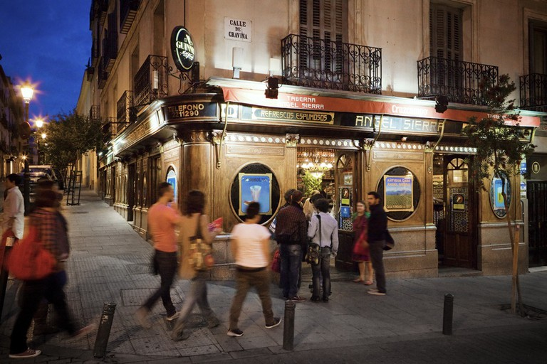 Partying in Madrid in your 20s is awesome| © Madrid Destino Cultura Turismo y Negocio