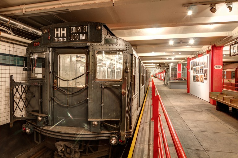 City Car | Courtesy of New York Transit Museum