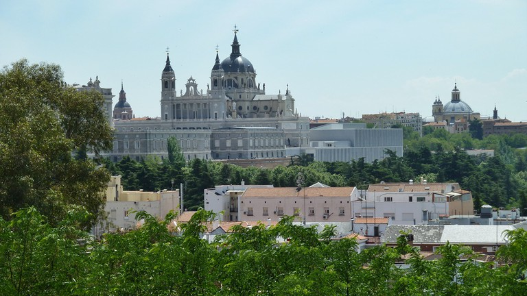 View of the palace and cathedral | © Lori Zaino