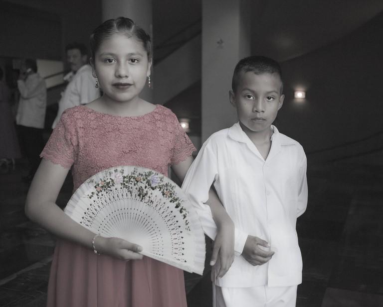 Pequeños Danzoneros, Tiempo del Danzón | © Cristina