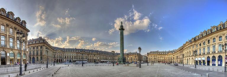Place Vendôme │© Giorgio Galeotti / Wikimedia Commons