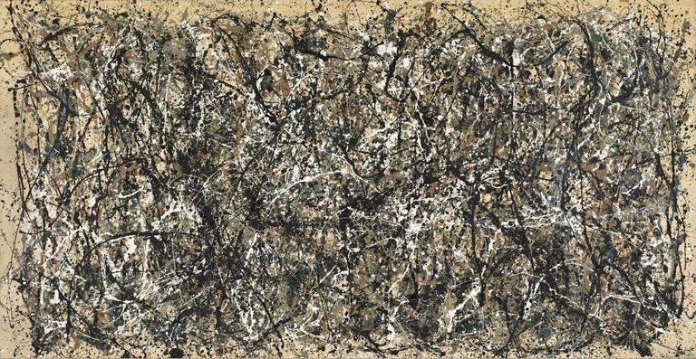 Jackson Pollock | © 2017 Pollock-Krasner Foundation / Artists Rights Society (ARS), New York